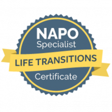NAPO life Transitions Certificate